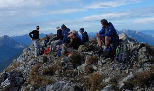 Artikelbild zu Artikel 06.10.2018 – Bergsteiger: Panoramatour zum Daniel (2350 m), Ammergauer Alpen