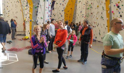 Artikelbild zu Artikel 18.11.2018 – Jugendgruppe: Kletterhalle Kempten